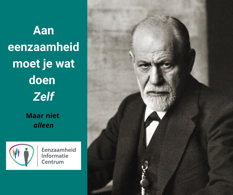 De erfenis van Freud bij de aanpak van eenzaamheid